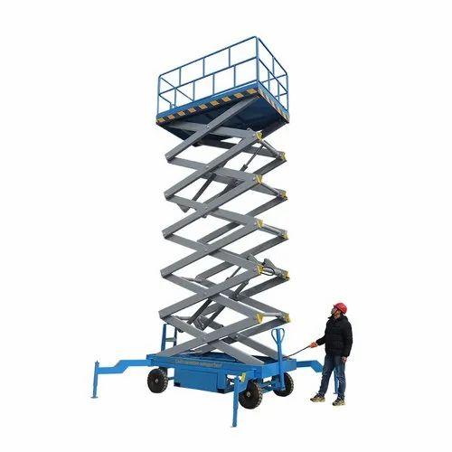 Hydraulic Scissor Lift