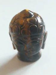 Tiger Stone Buddha
