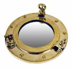 Nautical Marine Porthole With Mirror