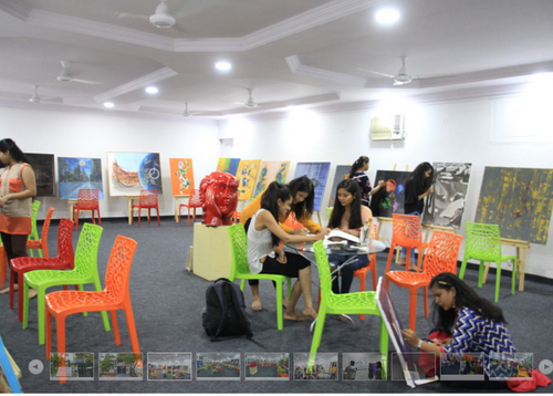 Fine Arts Drawing And Painting Classes In Shyam Nagar