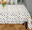 Dot Print Table Cloth