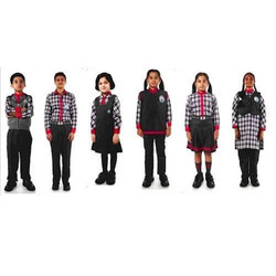 Kendriya Vidyalaya (KV) Girl''s School Uniform