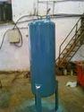 Vertical Air Receiver Tank