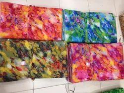 Digital Glace Cotton Fabric