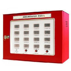 Fire Annunciator Panel