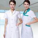 Half Sleeve Nurse Uniform