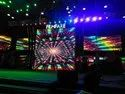 P4.81 Background LED Display Screen For Wedding Stage Decoration