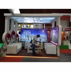 Exhibition Booth Fabrication Service