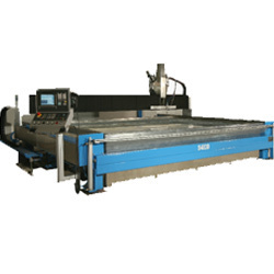 Abrasive Water Jet Cutting Machine at Best Price in India
