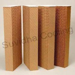 Cellulose Honeycomb Media Honey Comb Padding
