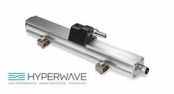 Contactless Linear Position Transducer with HYPERWAVE Magnetostrictive Technology