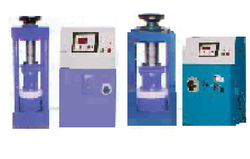 Compression Testing Machine Digital Display