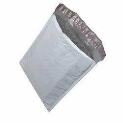 Plain LDPE Bubble Padded Courier Envelopes