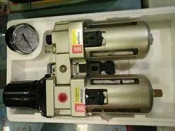 Air filter & garage equipment