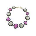 Gemstone Diamond Bracelet Jewelry