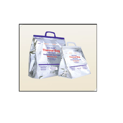 Silver Thermal Bags