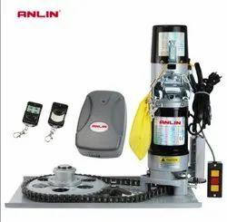 ANLIN German Certified Rolling Shutter Side Gear Motor