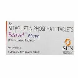 ISTAVEL  50 MG TABLET
