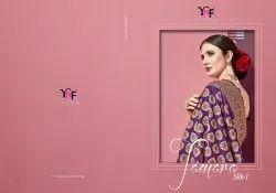 Tamara Silk Vol 1 Banarasi Art Silk Saree By Yadu Nandan Fashion