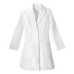 White Cotton Lab Coats