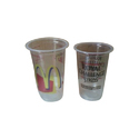 Pp Printed Disposable Glass