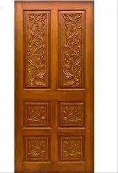 Teak Wood Bgf (bina Groups Of Furniture) Wooden Door