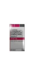 Glyxambi 25/5 Empagliflozin & Linagliptin Tablet