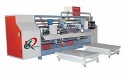 Semi Automatic Carton Box Stitcher