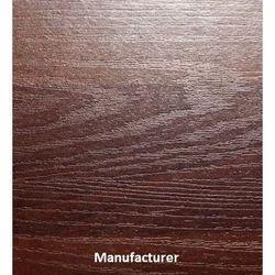 Wooden Textured Laminates