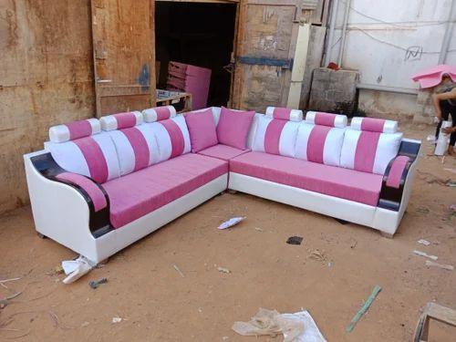 Corner Sofa Set Branded Color Design 3year Warranty