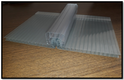 Standing Seam Multi Wall Polycarbonate Sheet