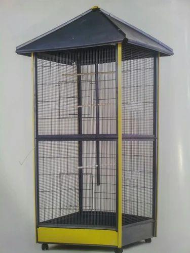 Fins Aquarium Pets Outdoor Cage Size Dimension 78x78x198 Cm Rs 15000 Piece Id 16897819312