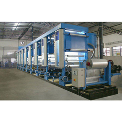 High Speed Rotogravure Printing Presses