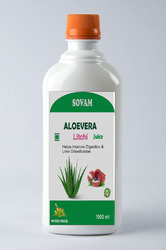 Sovam Aloe Vera with Litchi Juice