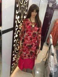 Cotton Ladies Designer Suit