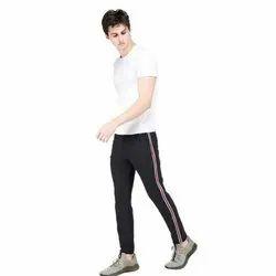 Polyester Plain Mens Half Sleeve Sport Regular Fit T Shirt