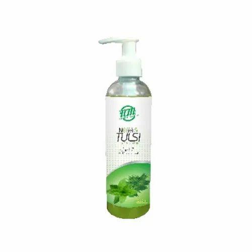 TCM Herbal Neem Tulsi Facewash, for Personal, Packaging Type: Bottle