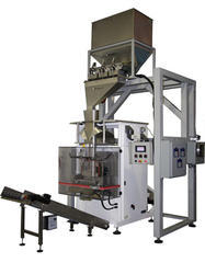 Packaging Machine with Load Cell Weigh Filler