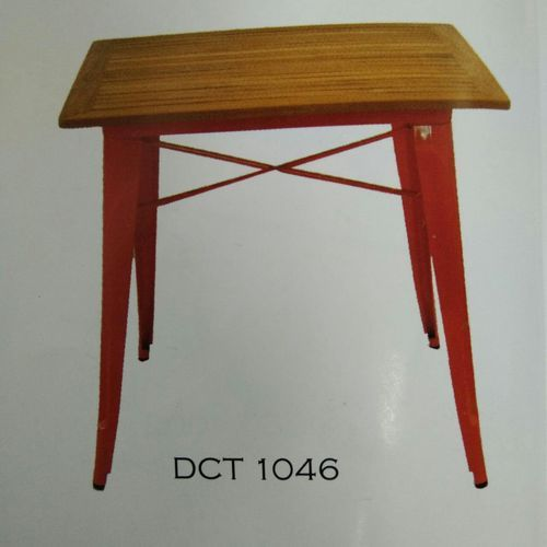Jain Furniture Wooden Cafeteria Tables