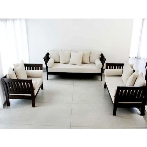 Drawn Wooden Sofa