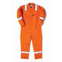 Large Orange Industrial Uniform