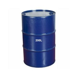 Blue Chemicals Mild Steel Drum, Capacity: 200 Liter