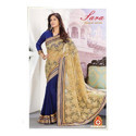 Traditional Embroidery Party Wear Saree