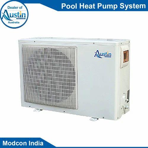 Austin swimming pool heat pump system rs 350000 piece - Swimming pool heat pump installation ...