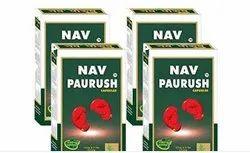 Ayurveduc Nav Parush Capsule