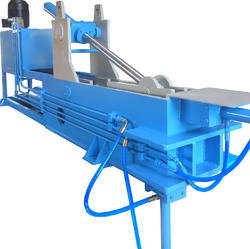 Door Lock Hydraulic Scrap Baling Press