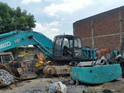 Used Spare Parts Of Excavator Kobelco SK-380 HDLC