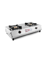 Steelo Double Burner Gas Stove