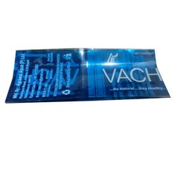 Printed Plastic Labels