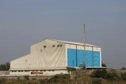 Rice Mill Plant Building